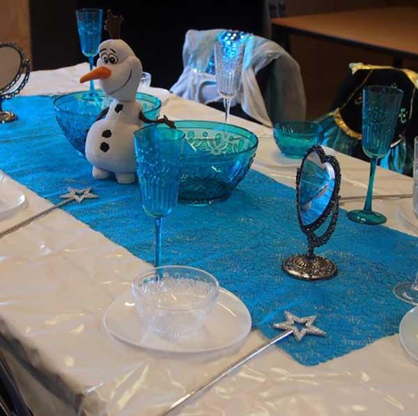 Frozen Kinderfeestje Bistro de Stadshoeve