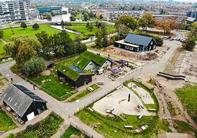 Park en Bistro de Stadshoeve Stadshagen Zwolle