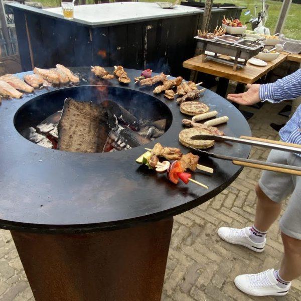 BBQ Arrangement Bistro de Stadshoeve Stadshagen Zwolle