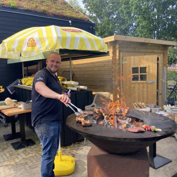 BBQ Arrangement Bistro de Stadshoeve Zwolle
